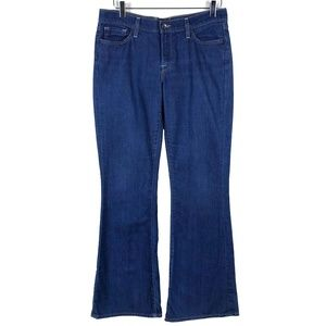 Lucky Brand Charlie Flare Wide Leg Jeans 10/30